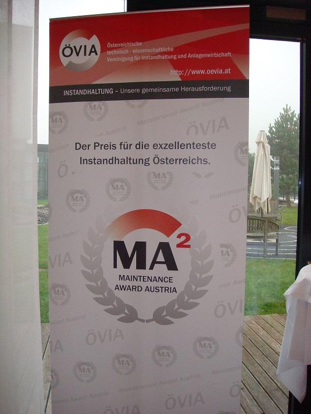 Maintenance Award MA²