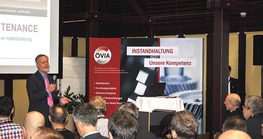 Prof. Dr. Hubert Biedermann, Präsident der ÖVIA © ÖVIA